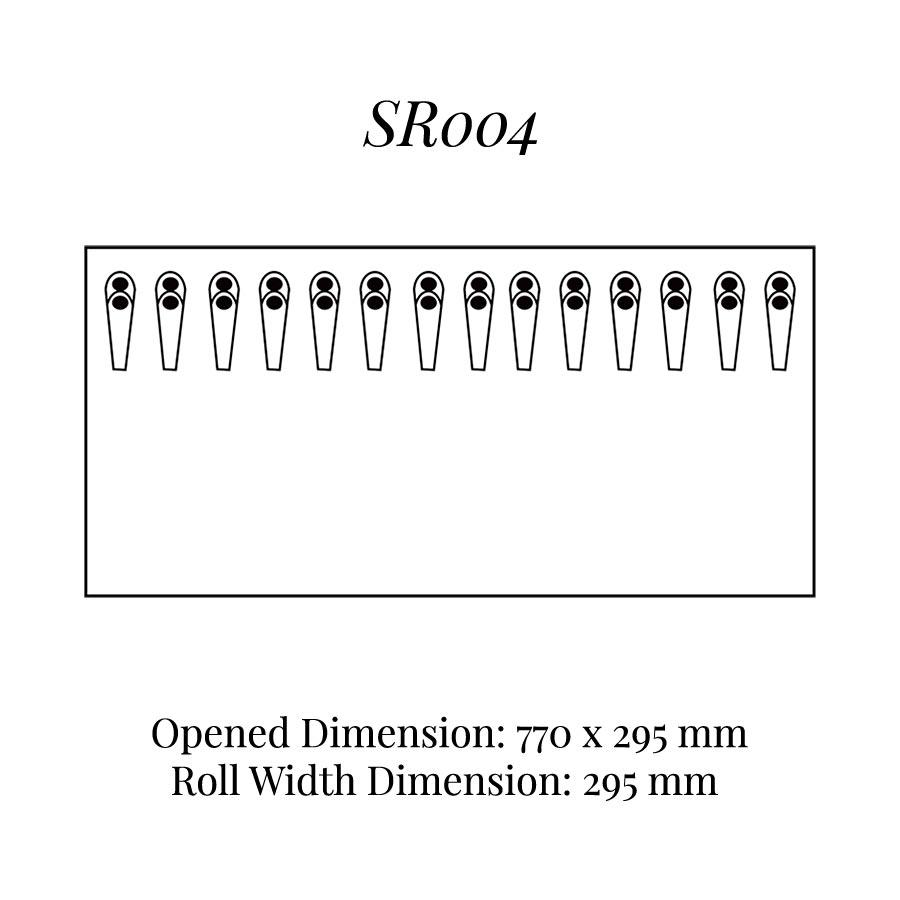 SR004 Chain Stock Roll