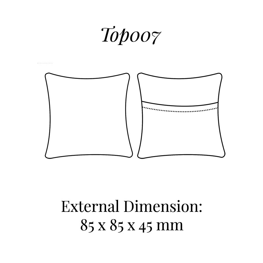 TOP007 Cushion