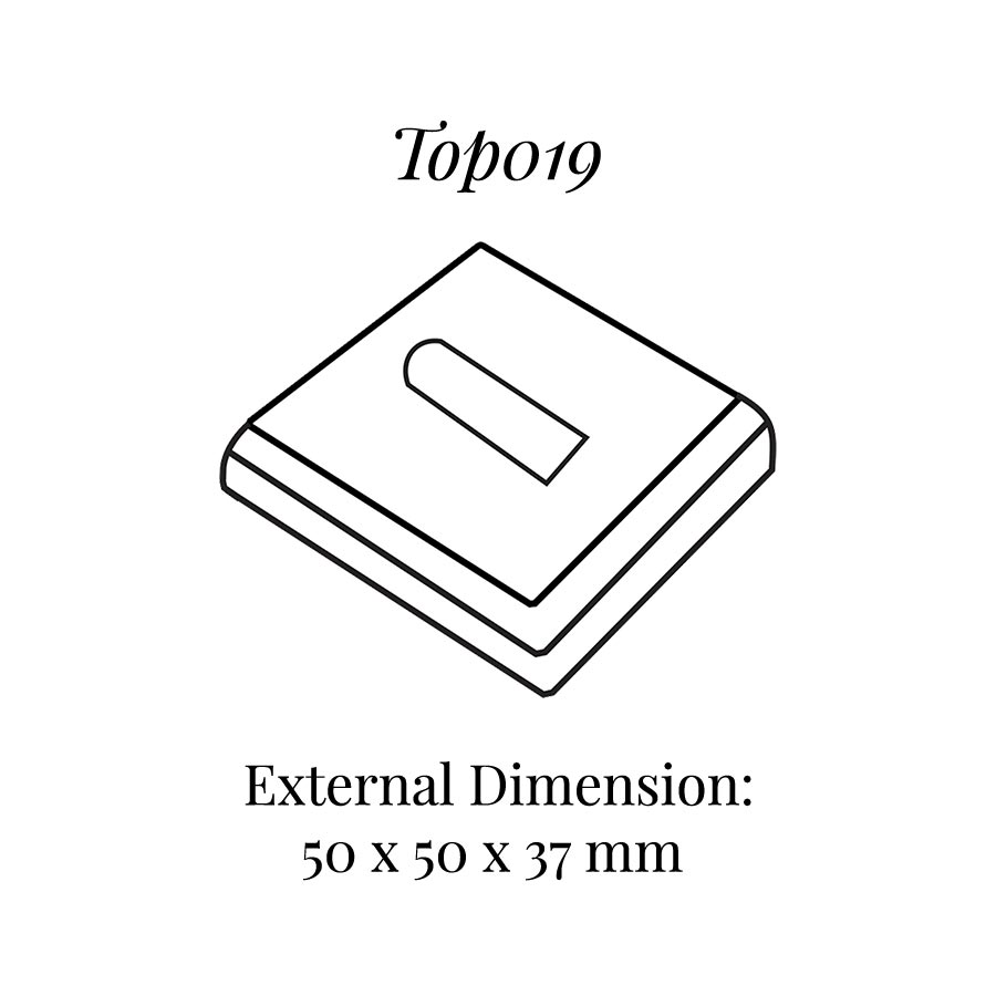 TOP019 Single Ring Block