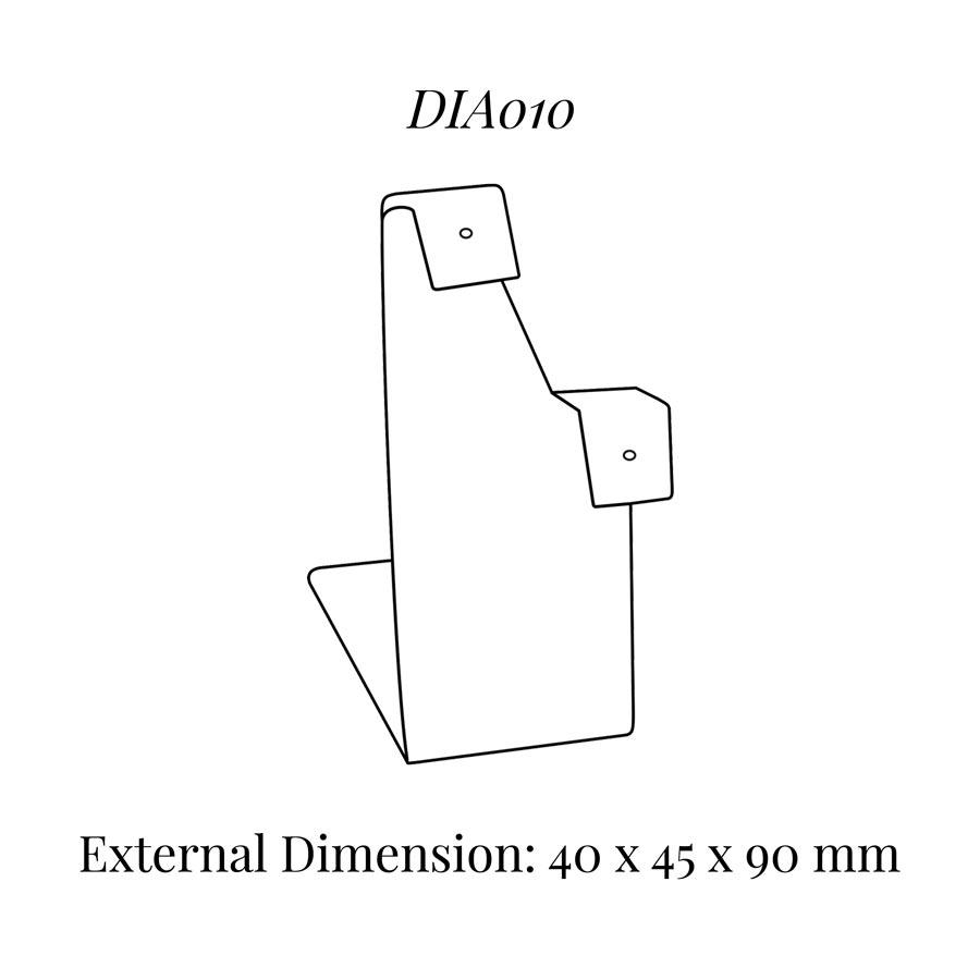DIA010 Earring Tree (Height: 90 mm)
