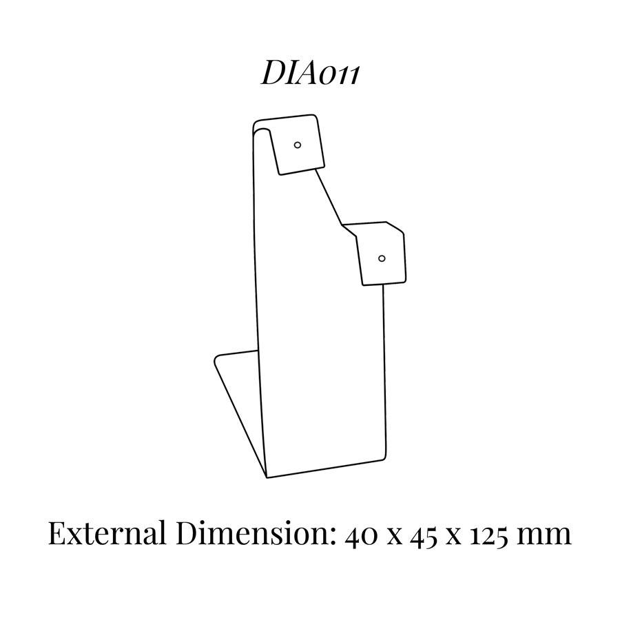 DIA011 Earring Tree (Height: 125 mm)