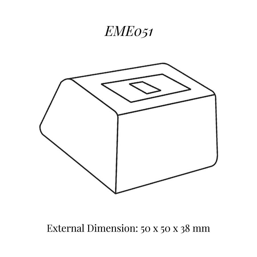 EME051 Medium Single Ring Clip Display