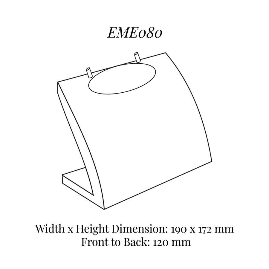 EME080 Necklace Display