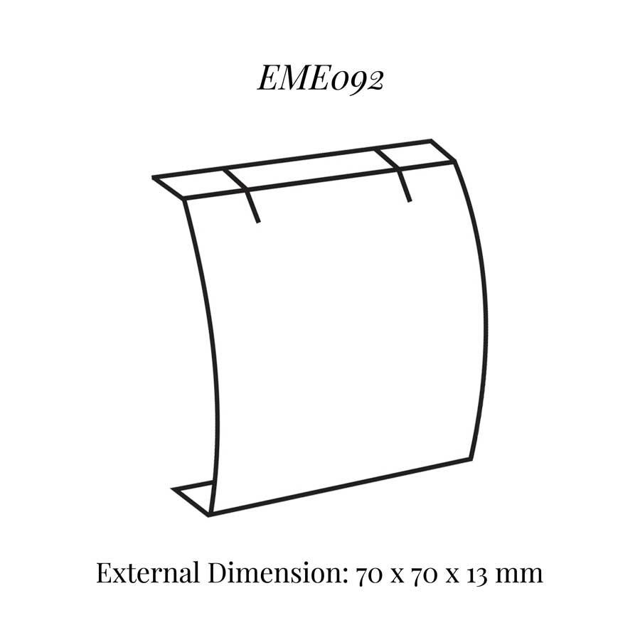 EME092 Insert to Eme090 Pendant Style Pad
