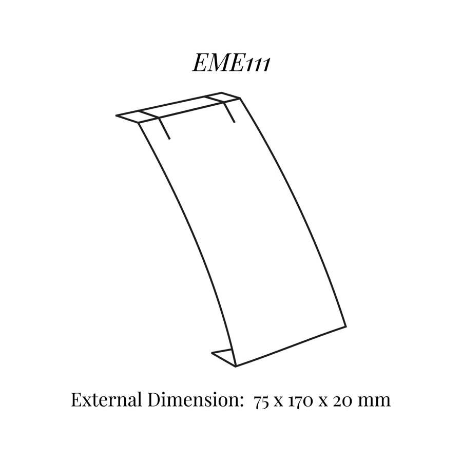 EME111 Insert to Eme110 Pendant Style Pad