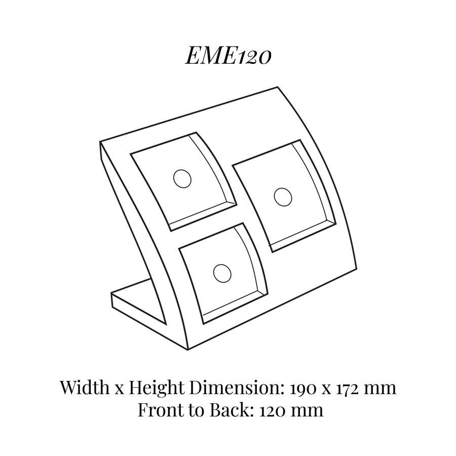 EME120 Display Unit for EME121, 122, 123