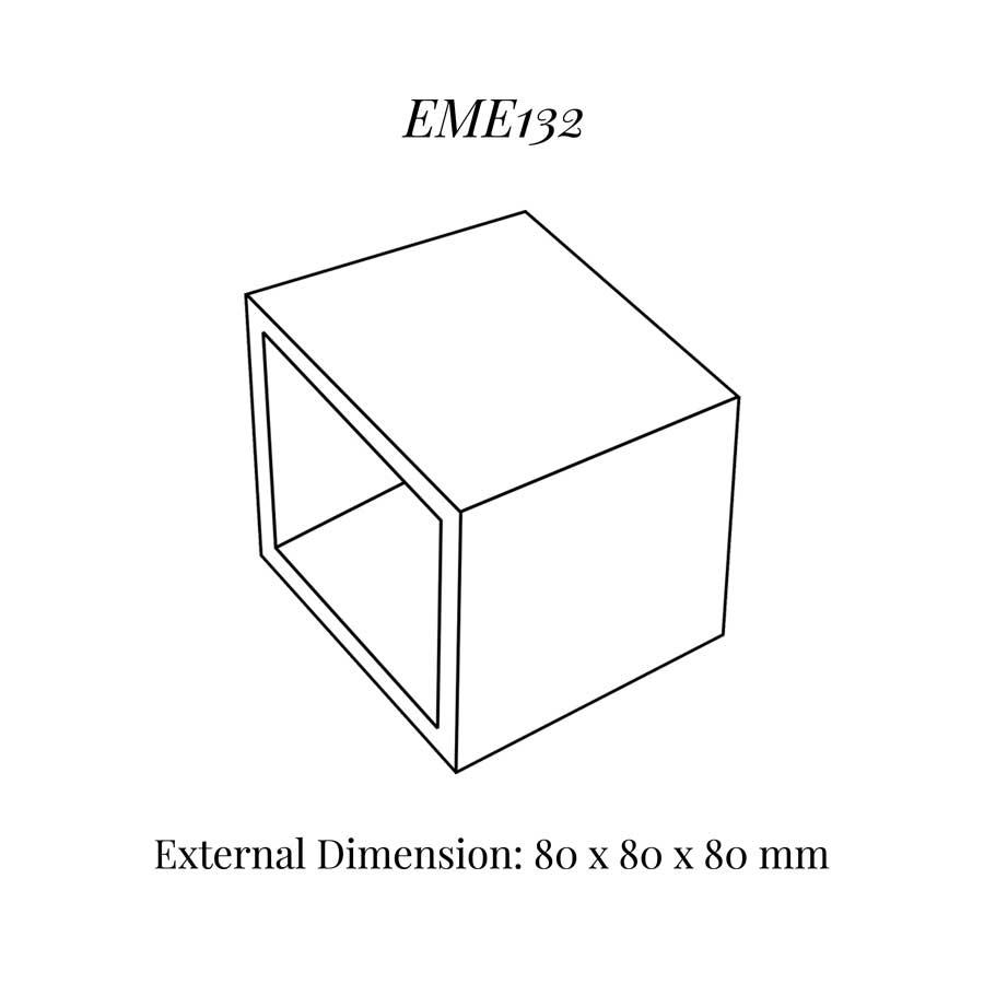 EME132 Small Block Raiser Display