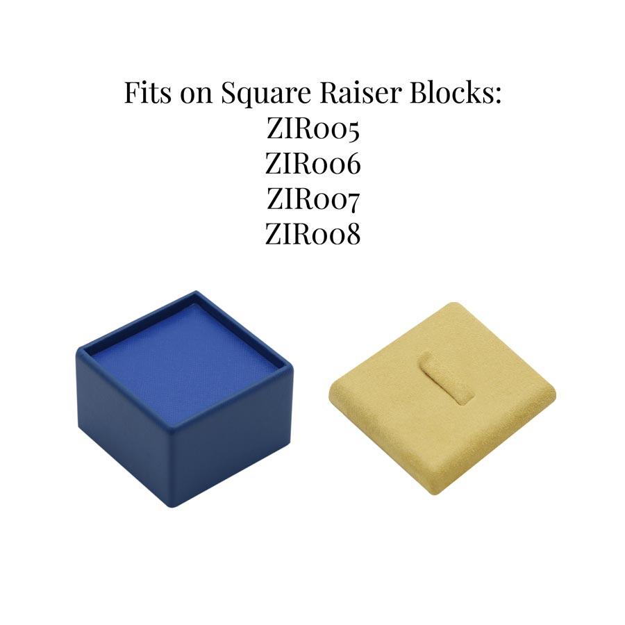 ZIR022 Ring Display with Tin