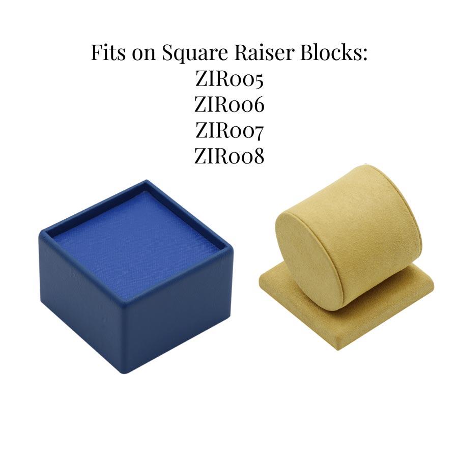 ZIR034 Bracelet or Bangle Roll Display