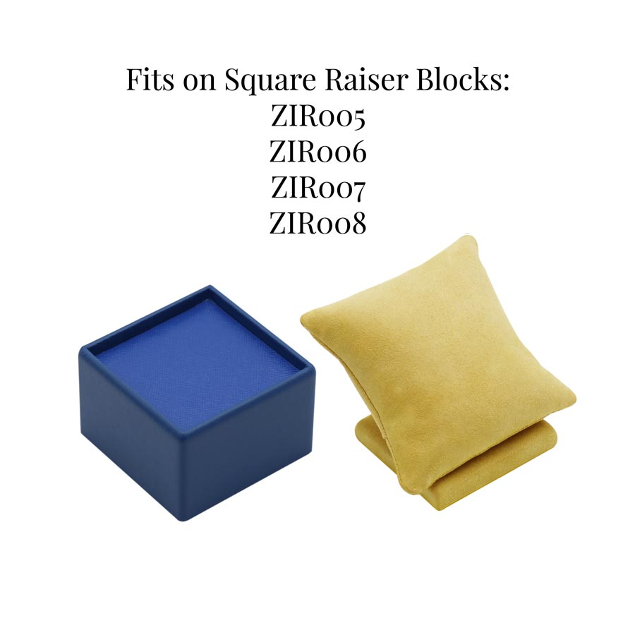 ZIR036 Bracelet or Bangle Cushion Display