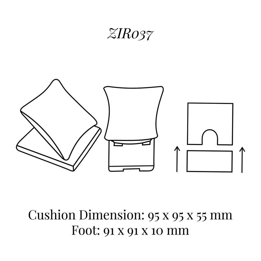 ZIR037 Large Bracelet or Bangle Cushion